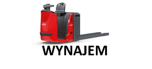 Wynajem wózek do kompletacji Linde N20 N20Vi V08 V10 komisjoner
