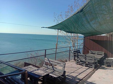 Сдам квартиру с видом на море первая линия