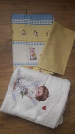 Постельное белье в кроватку для девочки. Плед-одеяльце. Все новое.