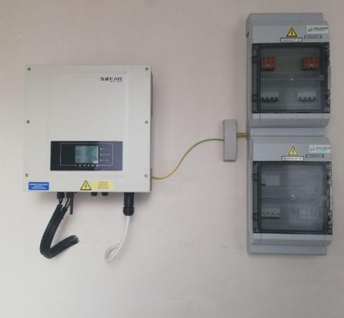 Projektowanie instalacji fotowoltaicznych wraz z uzgodnieniem ppoż