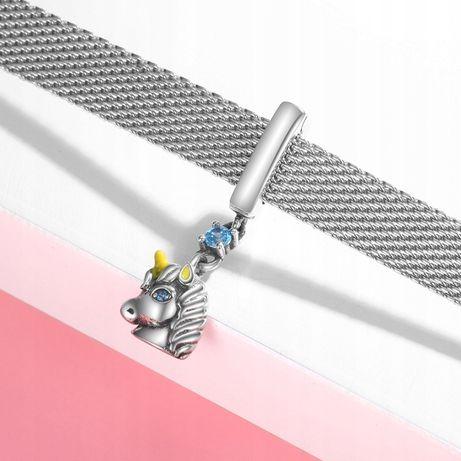 Charms Jednorożec REFLEXIONS do Pandora srebro 925