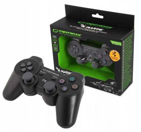 Pad PS3 bluetooth Gamepad Esperanza Marine * Video-Play Wejherowo