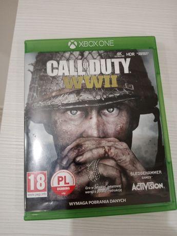 Call od duty WWII x box one