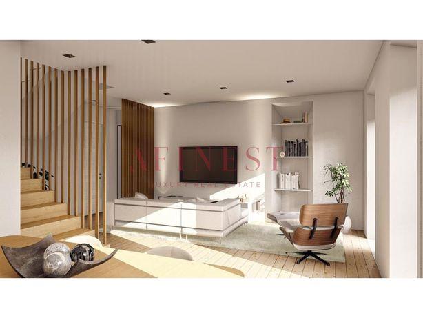 Apartamento T3 Duplex em condominio fechado no Estoril