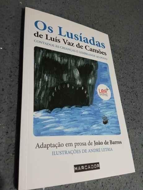 PNL - Os Lusíadas - 9º ano - adaptação de João de Barros