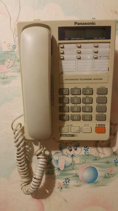 Стационарный телефон Panasonic KX-TS17MX-W Днепр - изображение 1