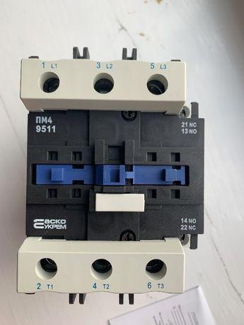 Магнитный пускатель ПМ 4-95 катушка 220V LC1-D9511 Укрем Аско A0040010
