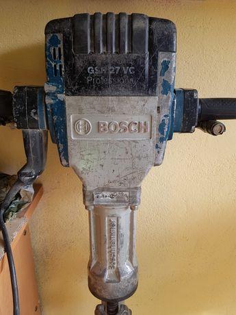 Młot wyburzeniowy Bosch GSH27VC