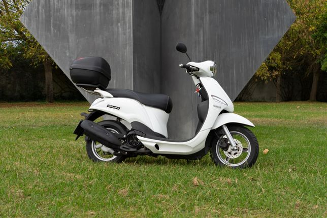 Yamaha Delight 125 4T | 3694 KMs