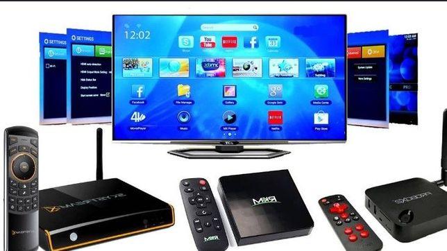 Настройка ТВ Бокс TV Box приставок Смарт ТВ Smart TV