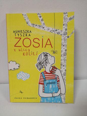 Książka Zosia z ulicy kociej