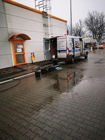 Profesjonalne czyszczenie kanalizacji!! MECHANICZNE/WUKO + Kamera TV
