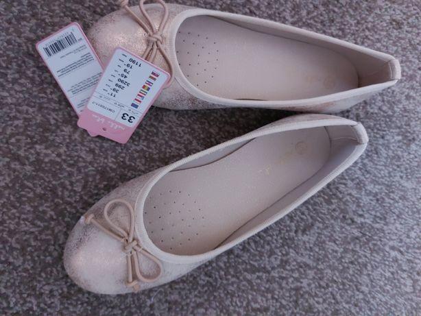 Nowe balerinki 33