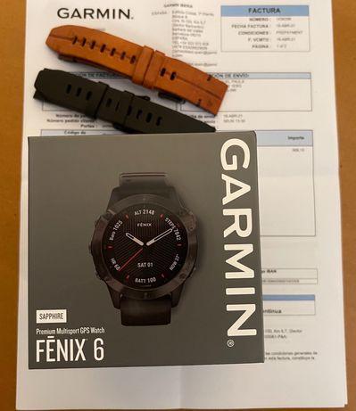Garmin Fenix 6 Sapphire Pro 47mm