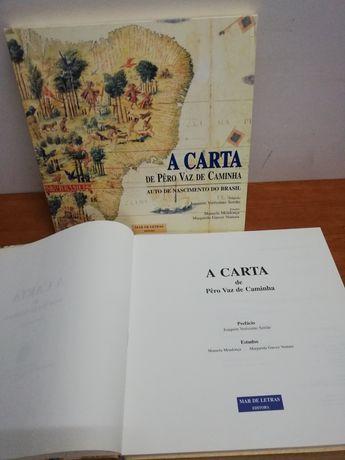 Livro de Pedro Vaz de Camimha
