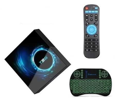 T95 Box TV Android c/ Mini Teclado sem fios