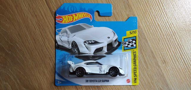 Hot Wheels Toyota GR Supra