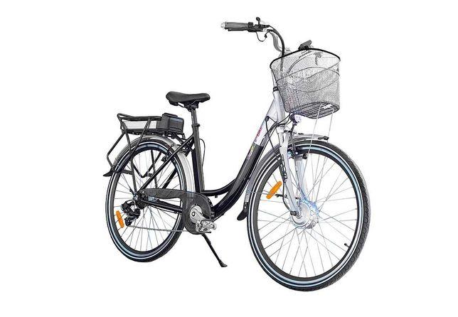 Promocja Rower Elektryczny Holland Woman Plus, Raty, Transport,