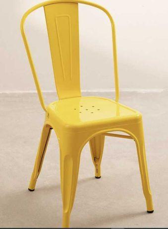 Cadeiras Amarelas SKLUM - 1 mês de uso