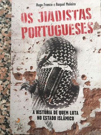 Livro Os Jiadistas Portugueses