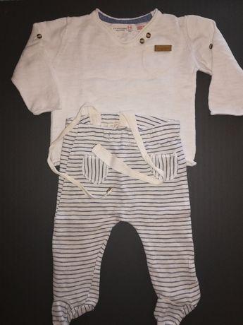 Conjunto Zara bebé 1-3 meses
