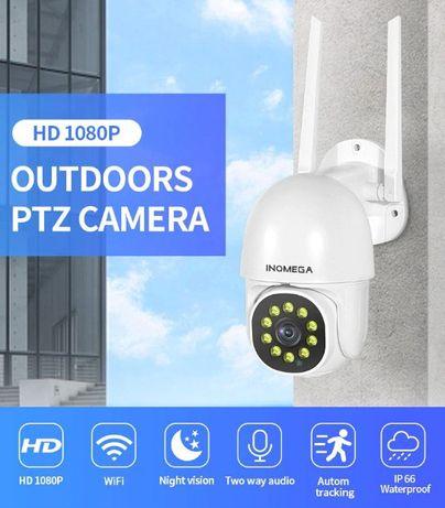 Камера уличная INQMEGA Wifi PTZ IP HD 1080P CAMERA