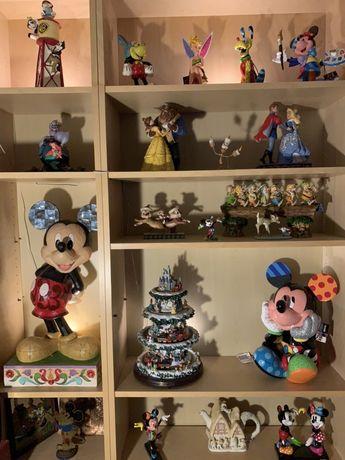 Kolekcja figurek Disney Romero Britto Show case i inne/ figurka disney