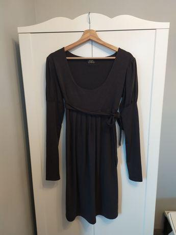 Sukienka XL marszczona