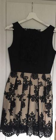 Elegancka balowa sukienka KOTON r. S/M