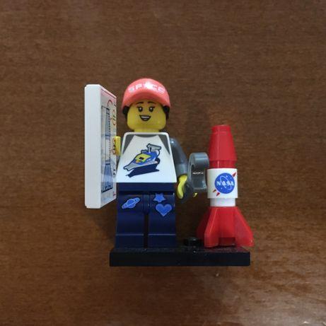 Lego minifigures seria 20 Miłośniczka kosmosu