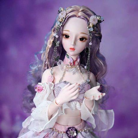 Шарнирная кукла Lyra (BJD). СКИДКА!