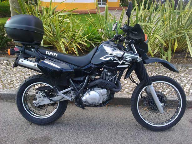 Yamaha xt 600 troca