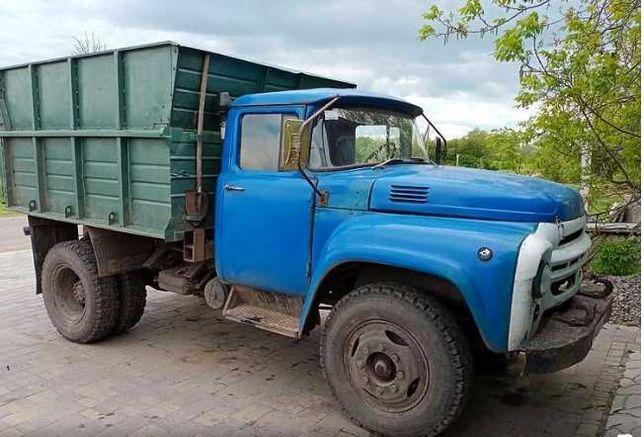 Груза перевозки автомобилем ЗИЛ