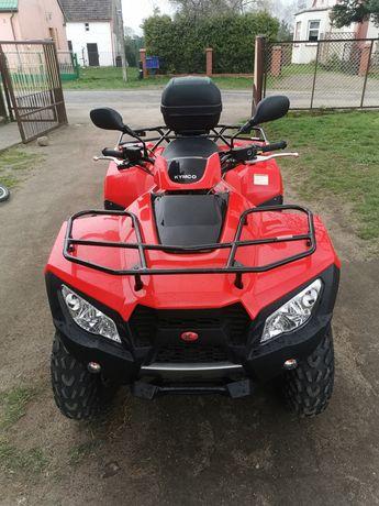 Quad Mxu300R Kymco