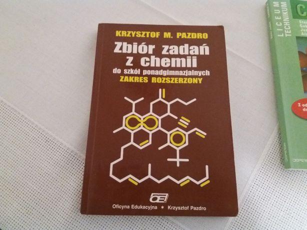 Zbiór zadań z chemii Zakres rozszerzony Krzysztof M. Pazdro