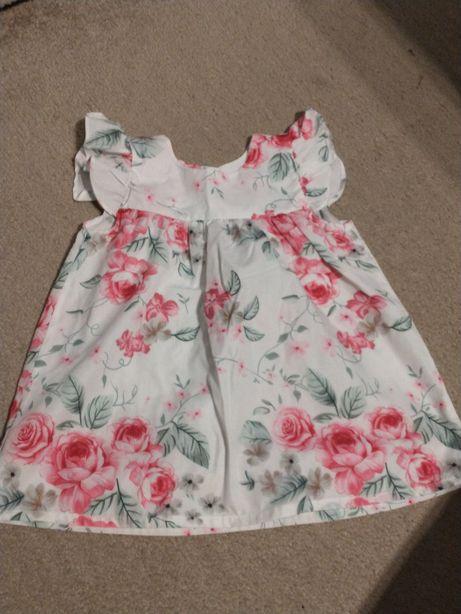 sukienka pat pat 80