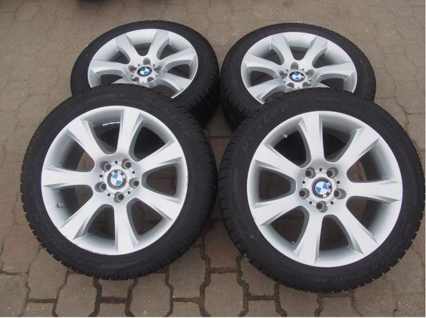 Koła zimowe BMW F10 F11 F12 F13 F06 245/45R18 5x120 IS30 montaż gratis