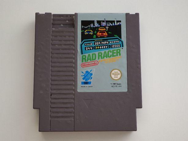 Gra na konsolę Nintendo - Rad Racer - NES *PAL*