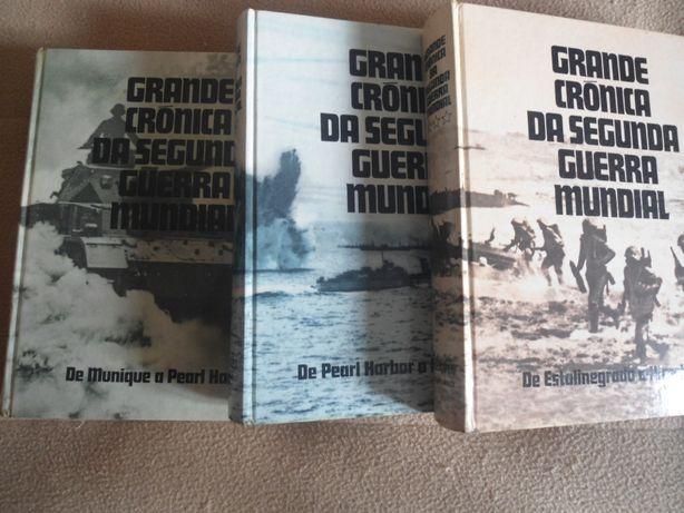 Grandes Crónicas da Segunda Guerra Mundial - SRD (1978)