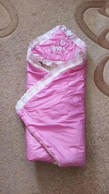 Зимний конверт +одеяло