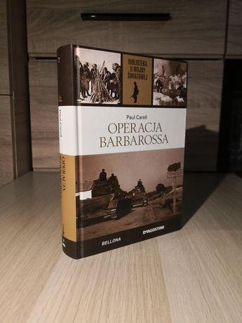 Paul Carell - operacja Barbarossa biblioteka II wojny światowej