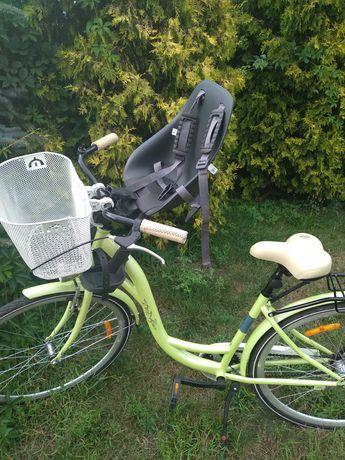 Fotelik rowerowy przedni