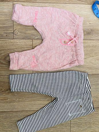 Штани, лосини Zara 3-6, 6-9 місяців