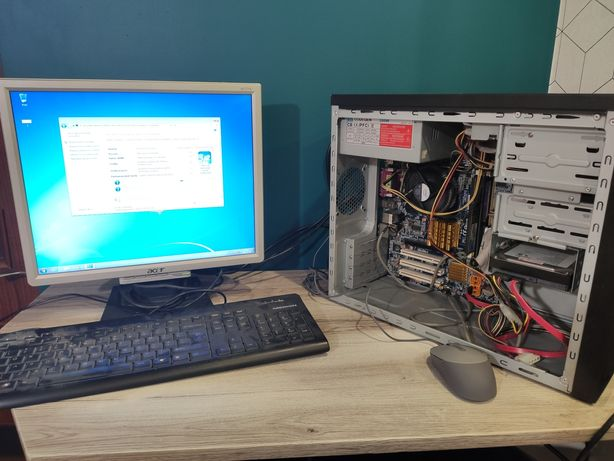 Komputer stacjonarny Intel