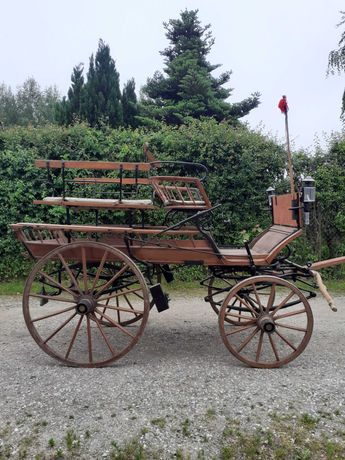 Bryczka wagonetta orginalny model