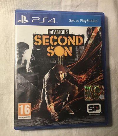 Игра infamous: second son