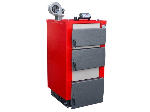 Ekologiczny Kocioł na drewno węgiel Piec 12 kW do 90 m2 Dostawa GRATIS