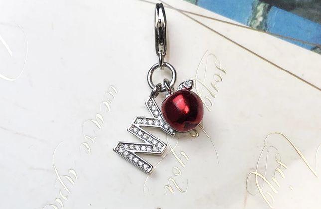 Nowa srebrna 925 zawieszka charms do bransoletek Pandora, Apart