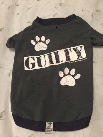 Podkoszulek koszulka t-shirt dla psa nowy