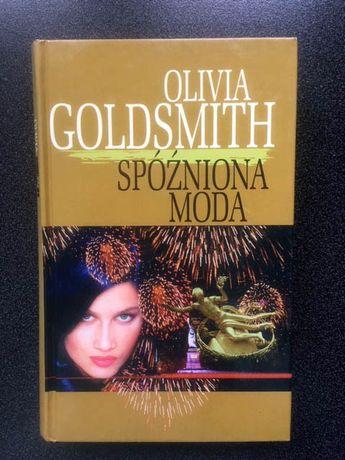 """Spóźniona moda"", Olivia Goldsmith"